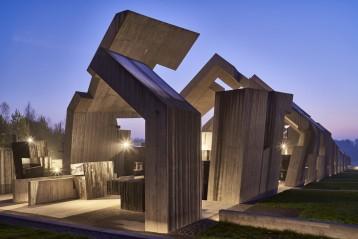 Mauzoleum w Michniowie w finale konkursu architektonicznego Tygodnika Polityka