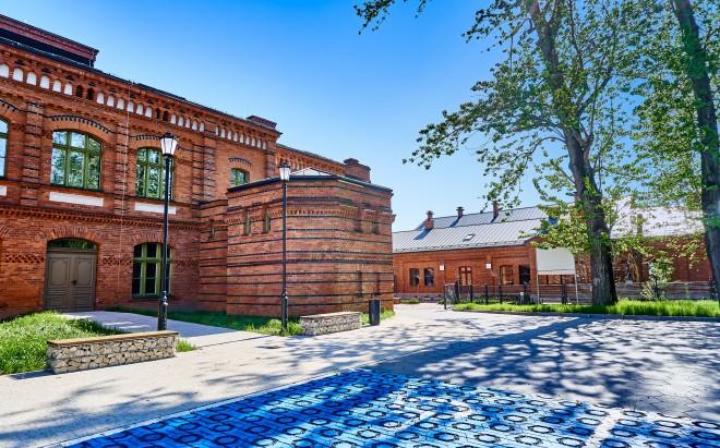Nowa siedziba Akademickiego Centrum Designu w Łodzi