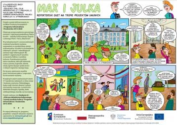 Max i Julka – przygoda w Pałacu Karolin w Otrębusach