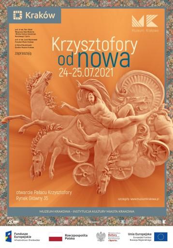 Uroczyste otwarcie Pałacu Krzysztofory w Krakowie